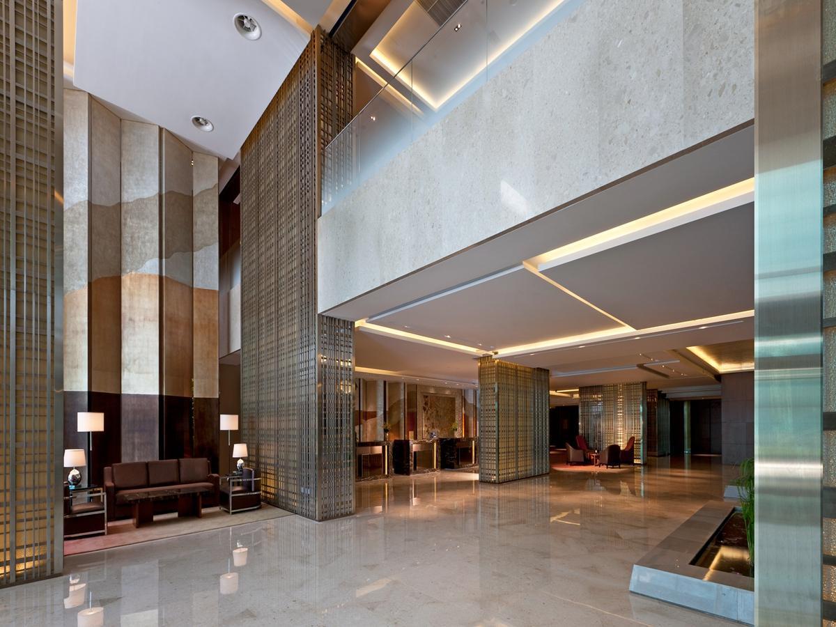 Sheraton Grand Beijing Dongcheng Hotel Beijing Map