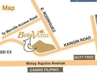 Butiki Planet Manila - Surroundings