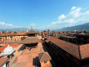 Khwapa Chhen Restaurant and Guest House Bhaktapur - View