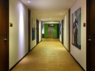 Praja Hotel Bali - Corridor