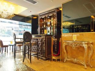 Best Western Grand Hotel Hong Kong - Bar Area on G/F