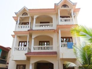 Sifrazhed's Beach Retreat Noord-Goa - Hotel exterieur