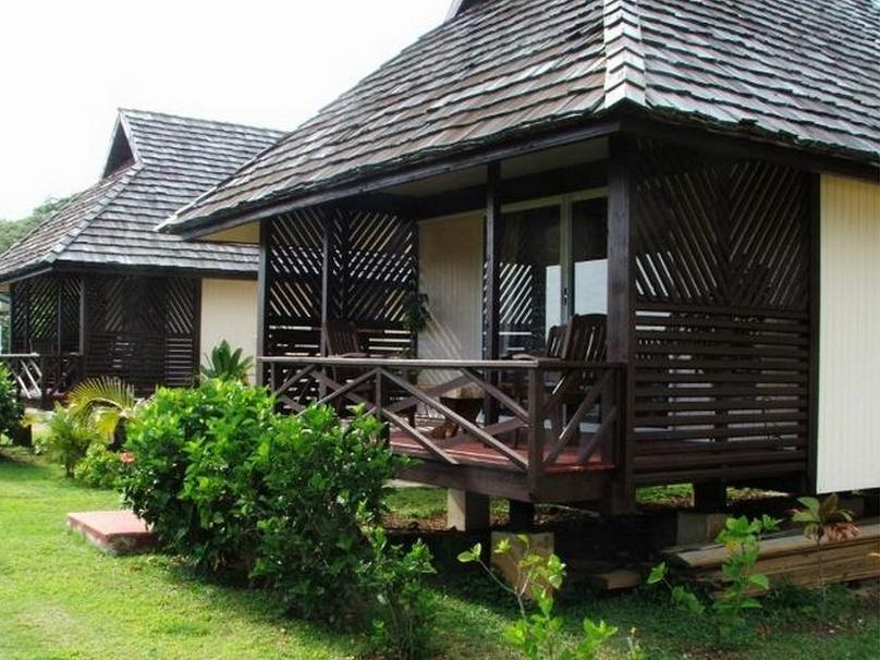 H�tel Raiatea Lodge - Raiatea