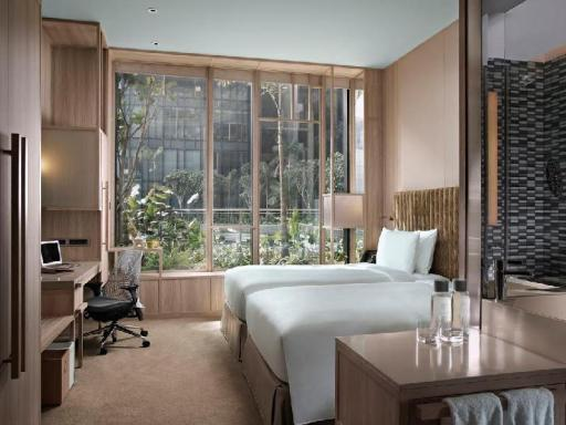 PARKROYAL On Pickering PayPal Hotel Singapore