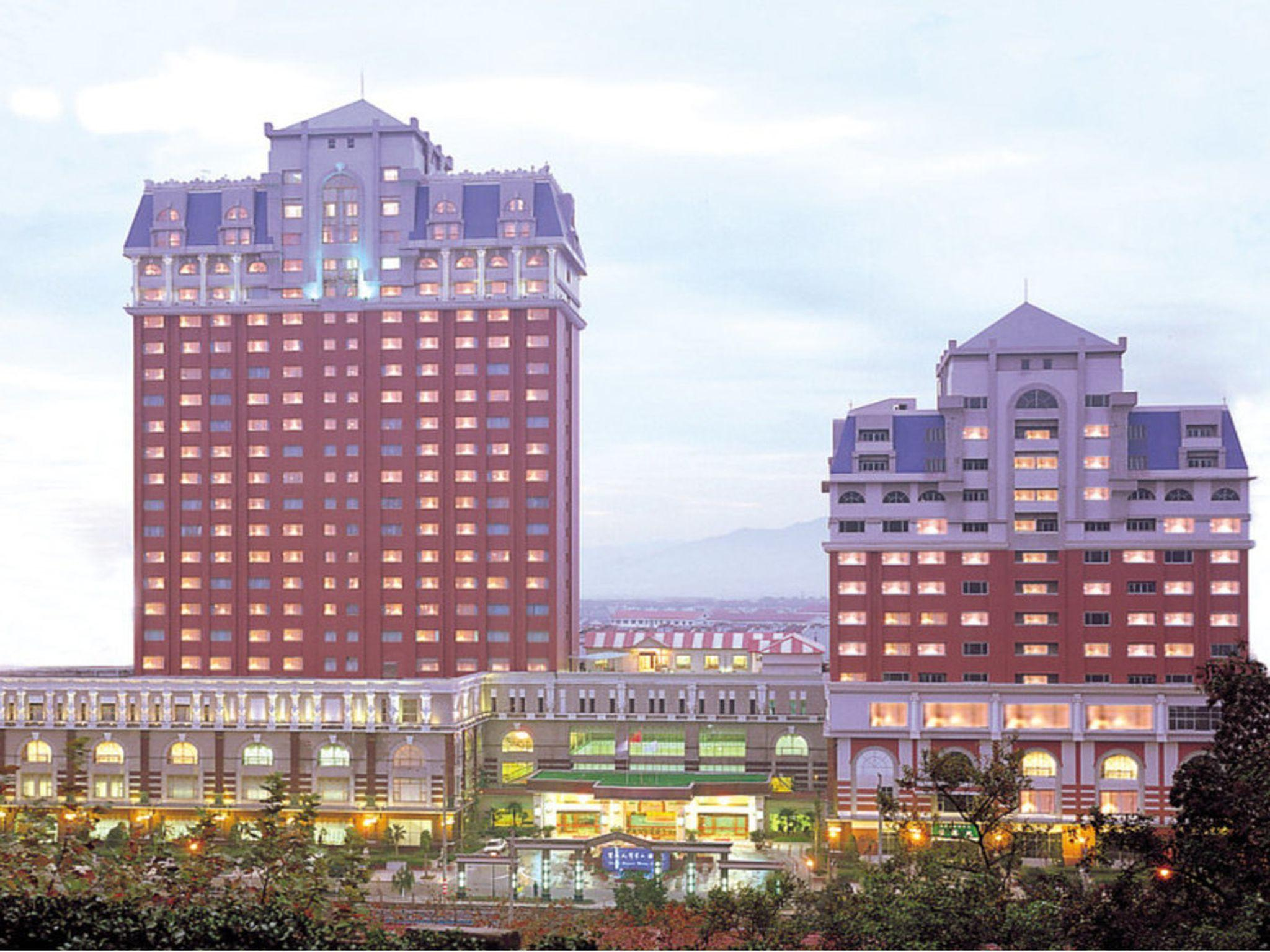 Yuyao grand pacific hotel yuyao district ningbo china for Pacific grand