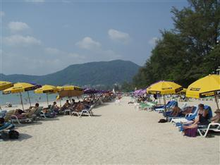 JJ&J Patong Beach Hotel Phuket - Omgivningar