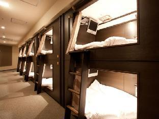 [Fukuoka Guest house]Resort Capsule Hotel Well Cabin Fukuoka Nakasu (Male Only)