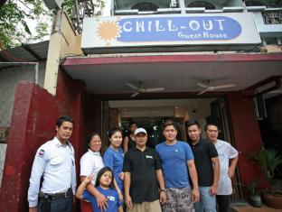 Chill Out Guesthouse Manila Manila - Exterior