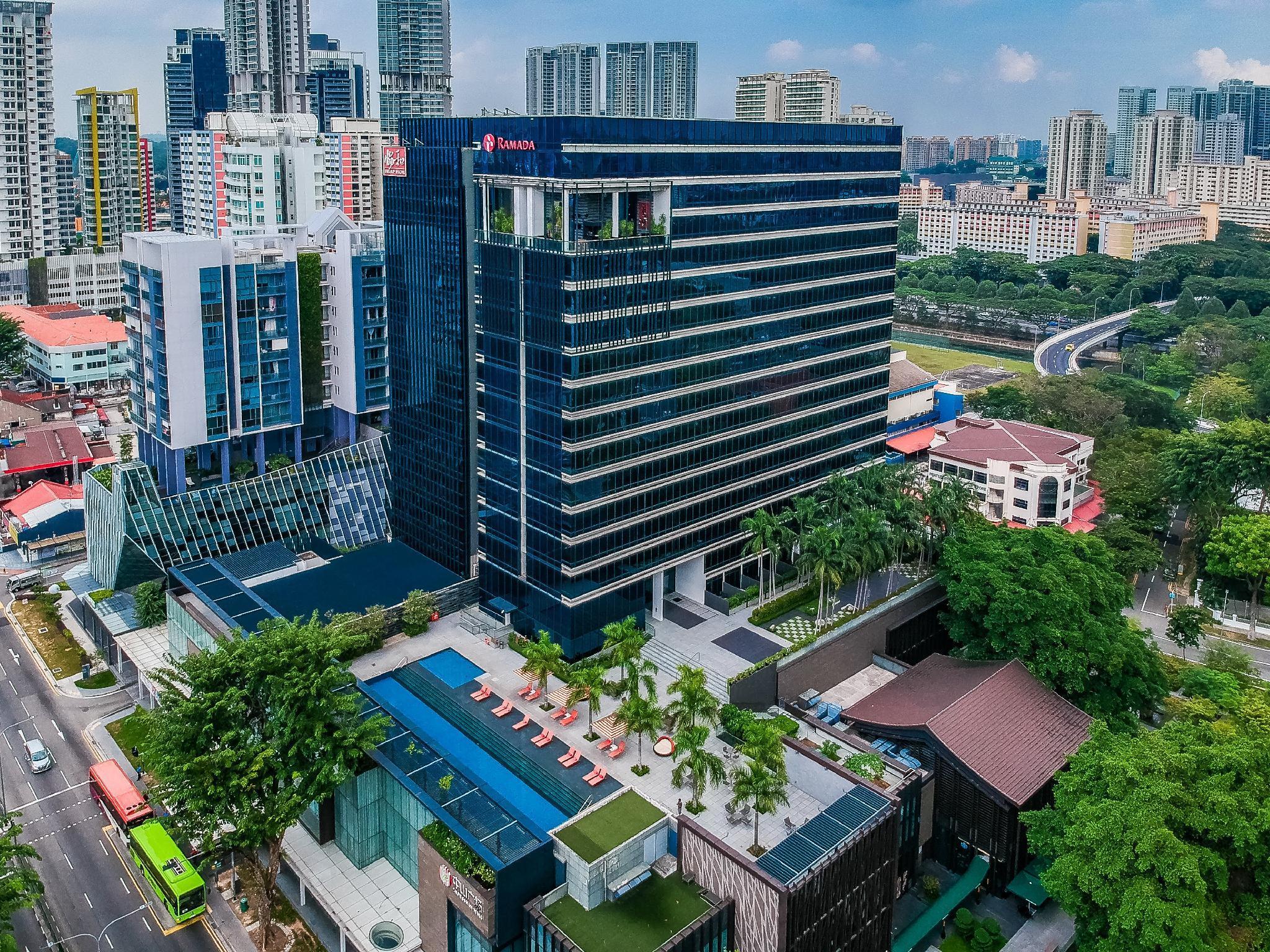 Ramada by Wyndham Singapore at Zhongshan Park (SG Clean Certified) image