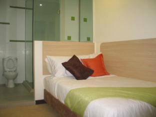 360 Xpress Citycenter Budget Boutique Hotel Kuching - Vendégszoba