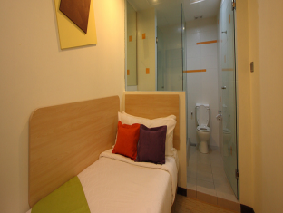 360 Xpress Citycenter Budget Boutique Hotel Kuching - Guest Room
