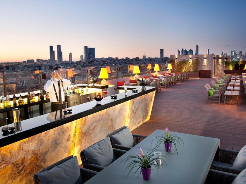 فندق روعة فور مارتي اسطنبول @@ Marti Istanbul Hotel