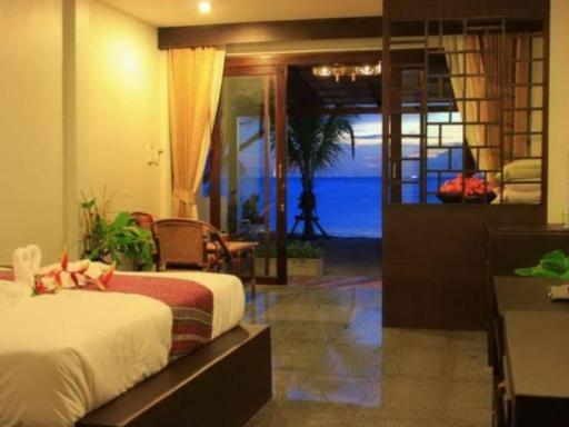 Peace Paradise Beach Resort hotel accepts paypal in Koh Lanta