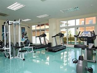 Emerald Palace - Serviced Apartment Pattaya - Gym