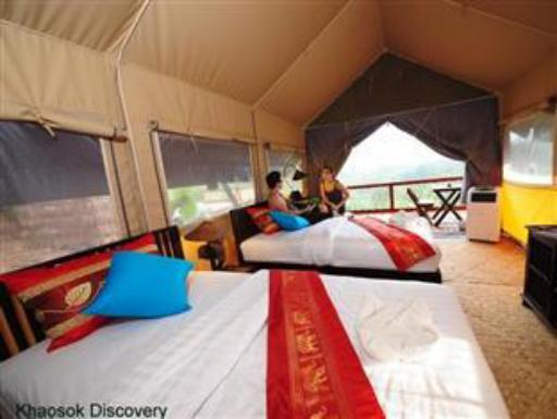 Khaosok Discovery Boutique Camps hotel accepts paypal in Khao Sok (Suratthani)
