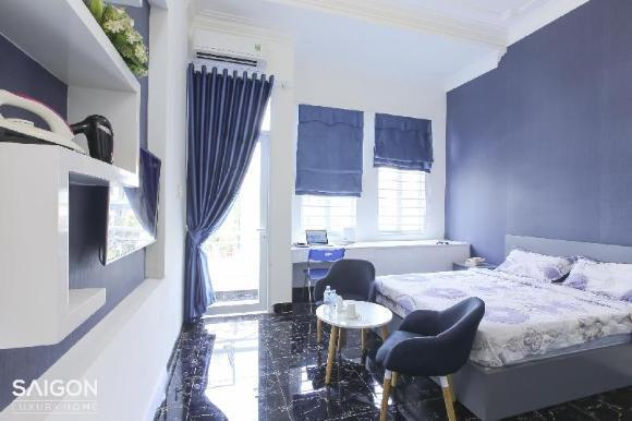 King Studio Room at Saigon Luxury Home