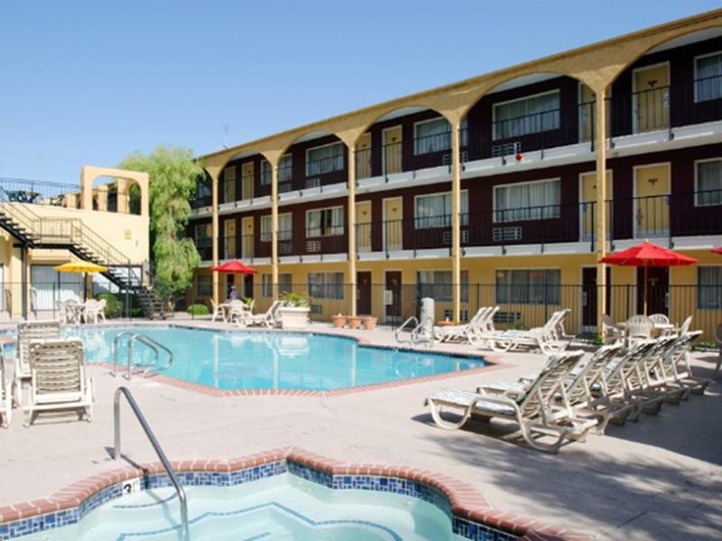The Mardi Gras Hotel and Casino image
