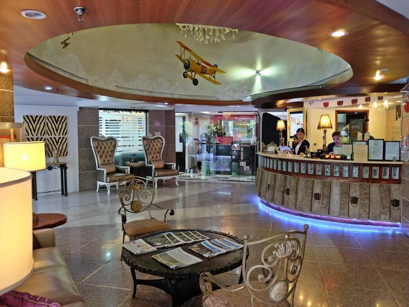Philippines Hotel   Lobby