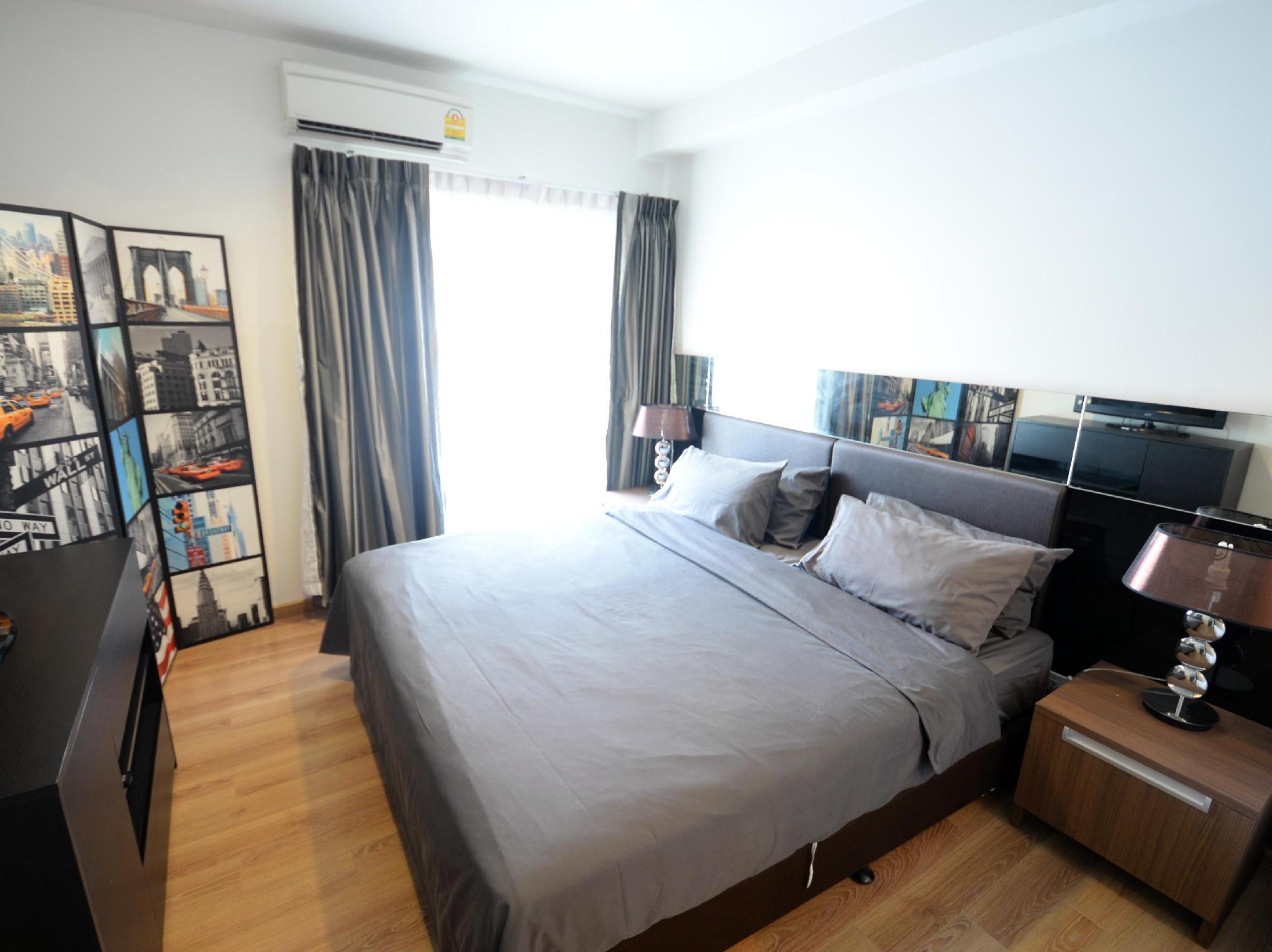 1 Bedroom Suite at National Stadium BTS Station,1 เบดรูมสวีท แอท เนชั่นแนลสเตเดียม บีทีเอสสเตชั่น