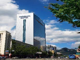 韓国ソウルのウォシュレット付きホテル、コリアナホテル