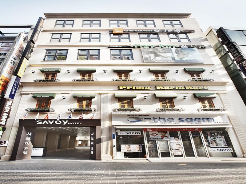 【 ホテル】サヴォイ ホテル(Savoy Hotel)