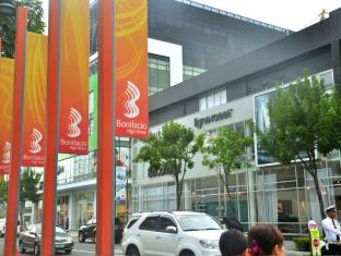 The Fort Budget Hotel - Bonifacio Global City Manila - Highstreet Luxury Stores - Walking Distance