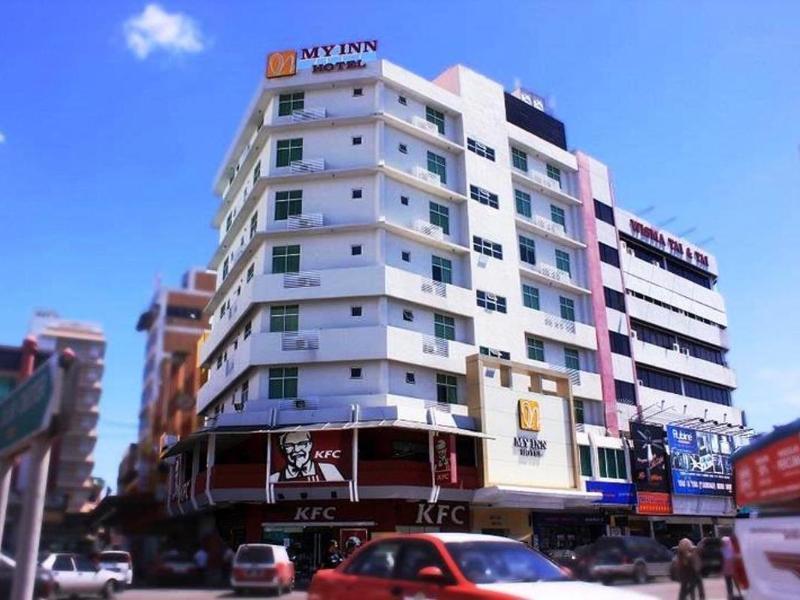 My Inn Hotel My Inn酒店