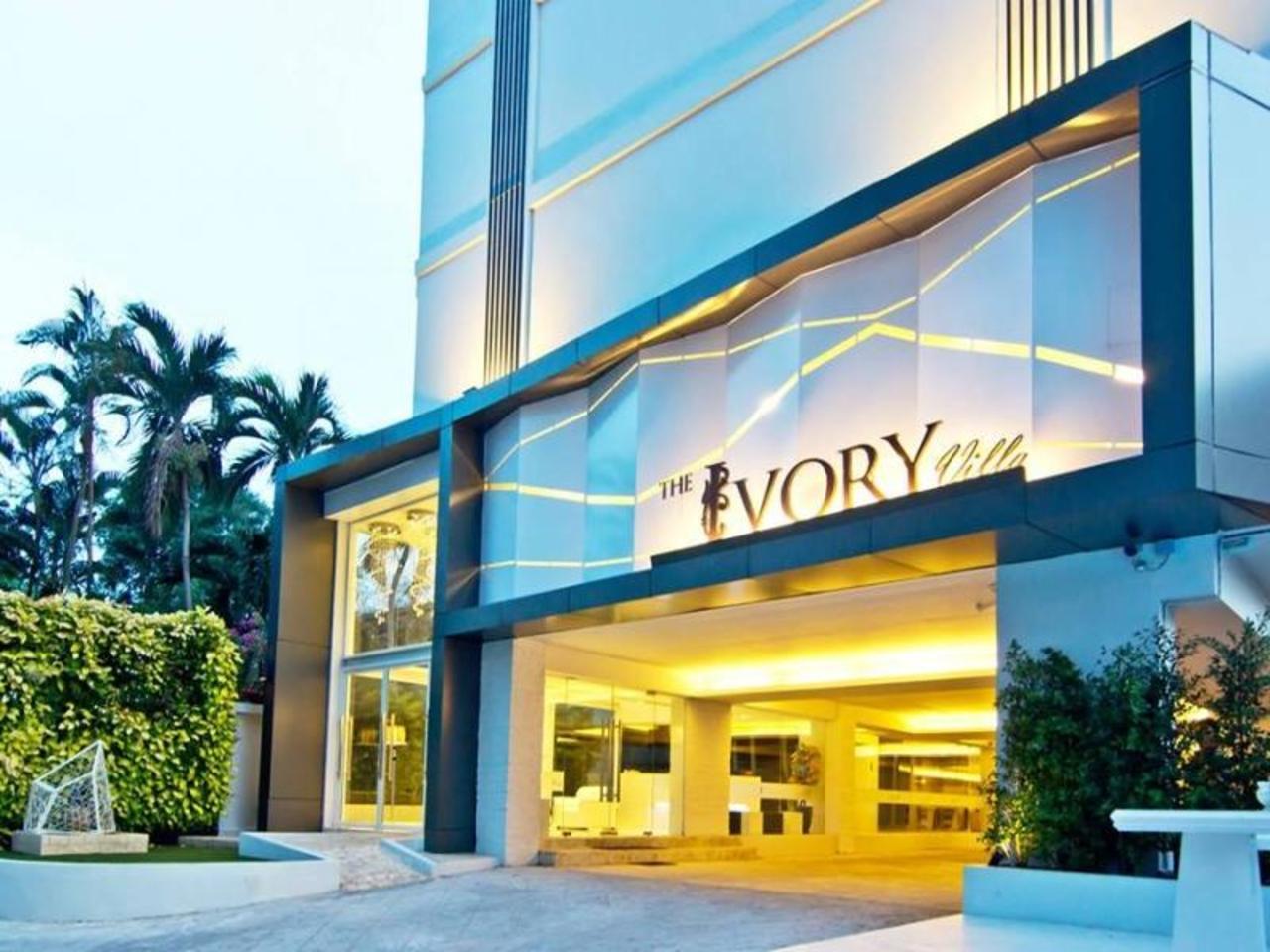 ดิ ไอโวรี่ วิลล่า (The Ivory Villa)
