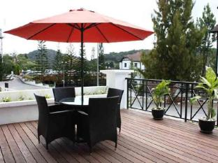 Heritage Hotel Cameron Highlands Cameron Highlands - Public Outdoor Patio