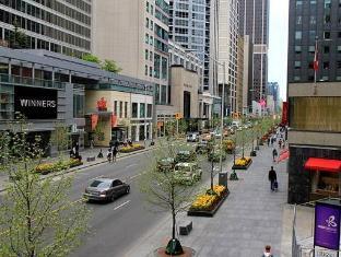 Royal Stays Furnished Apartments 85 Bloor Street Toronto - Hotellin ulkopuoli