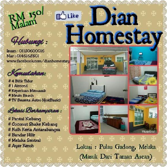 HOMESTAY DIAN
