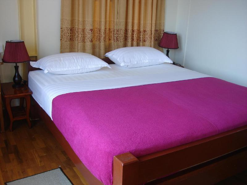 【 ヤンゴン 空室ホテル】バイク ワールド ミャンマー ベッド ブレックファースト&バイク イン(Bike World Myanmar Bed, Breakfast & Bike Inn)