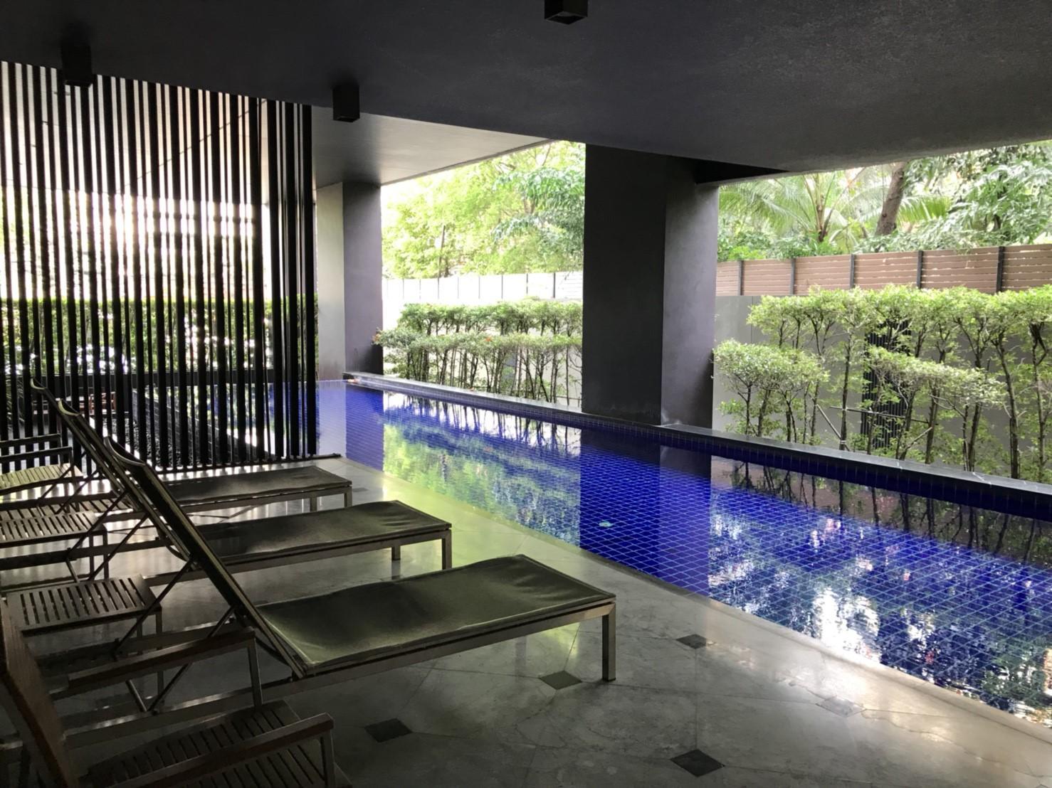 TC Contel @ Ekkamai Apartment