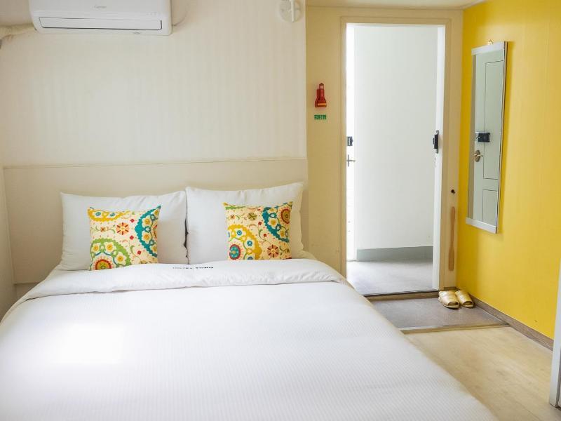 【 ホテル】ホテル トン ヴィヴァース ドンダエムン(Hotel Tong Vivace Dongdaemun)
