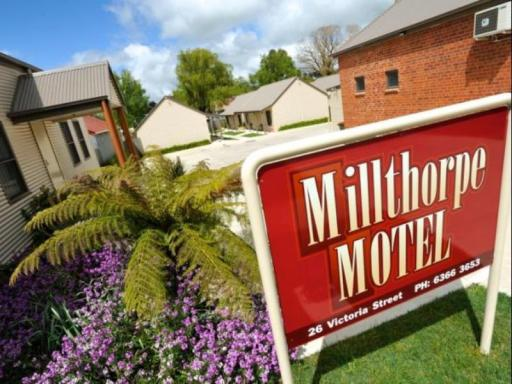 Hotel in ➦ Millthorpe ➦ accepts PayPal