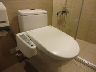 If Inn Taipeh - Badezimmer