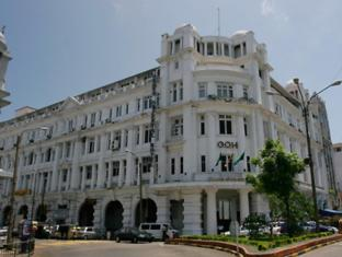 Grand Oriental Hotel Colombo - Exterior view of hotel
