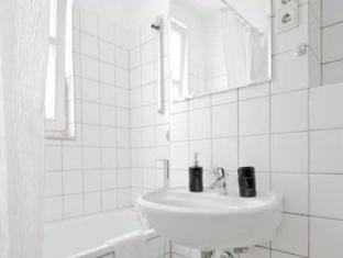 City Apartments Berlin Charlottenburg Βερολίνο - Μπάνιο