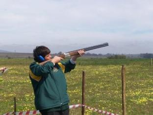 Wild Clover Cottage Stellenbosch - Clay Pigeon Shooting