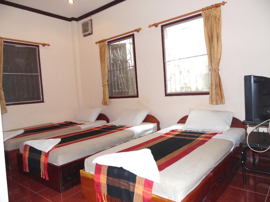 Mao Phashok Guesthouse Luang Prabang Map