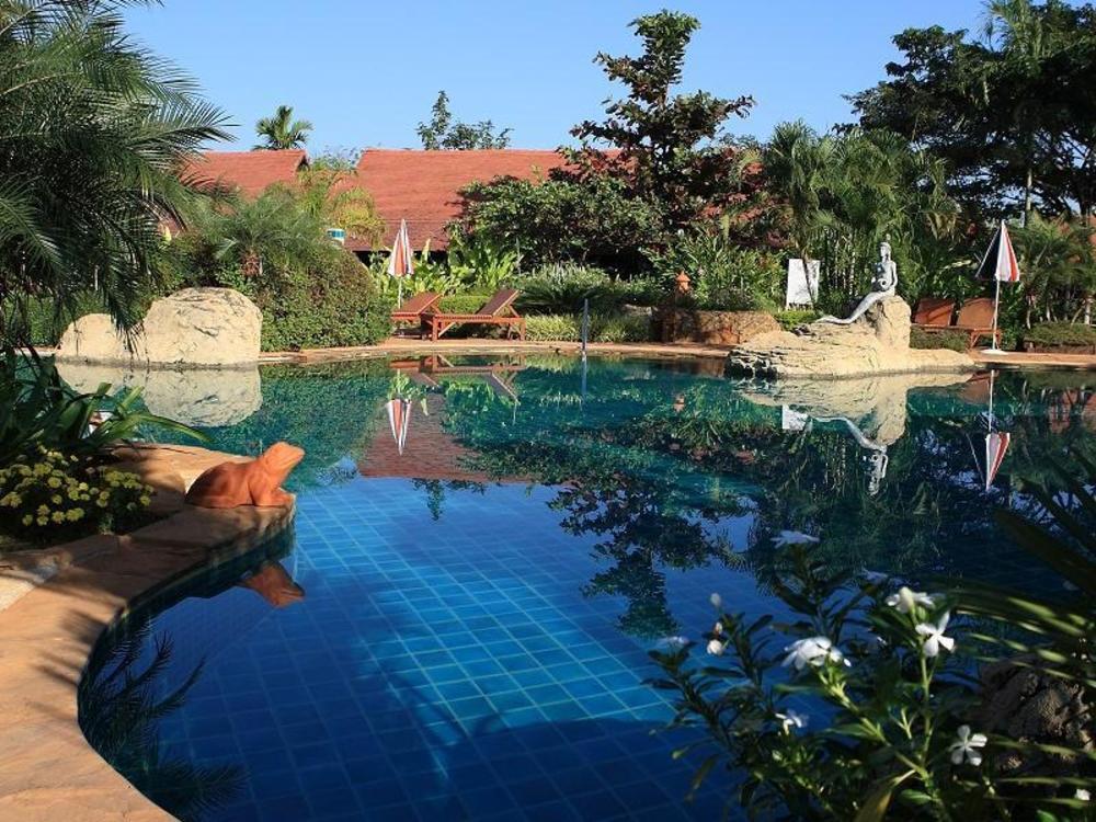 Golden Pine Resort and Spa