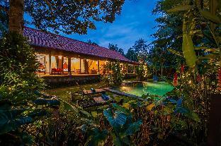 [ウブド](100m²)| 3ベッドルーム/1バスルーム 3BR Aashaya Villa Ubud W/Rice field View - ホテル情報/マップ/コメント/空室検索