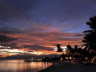 Badian Island Wellness Resort Badian - Sunset