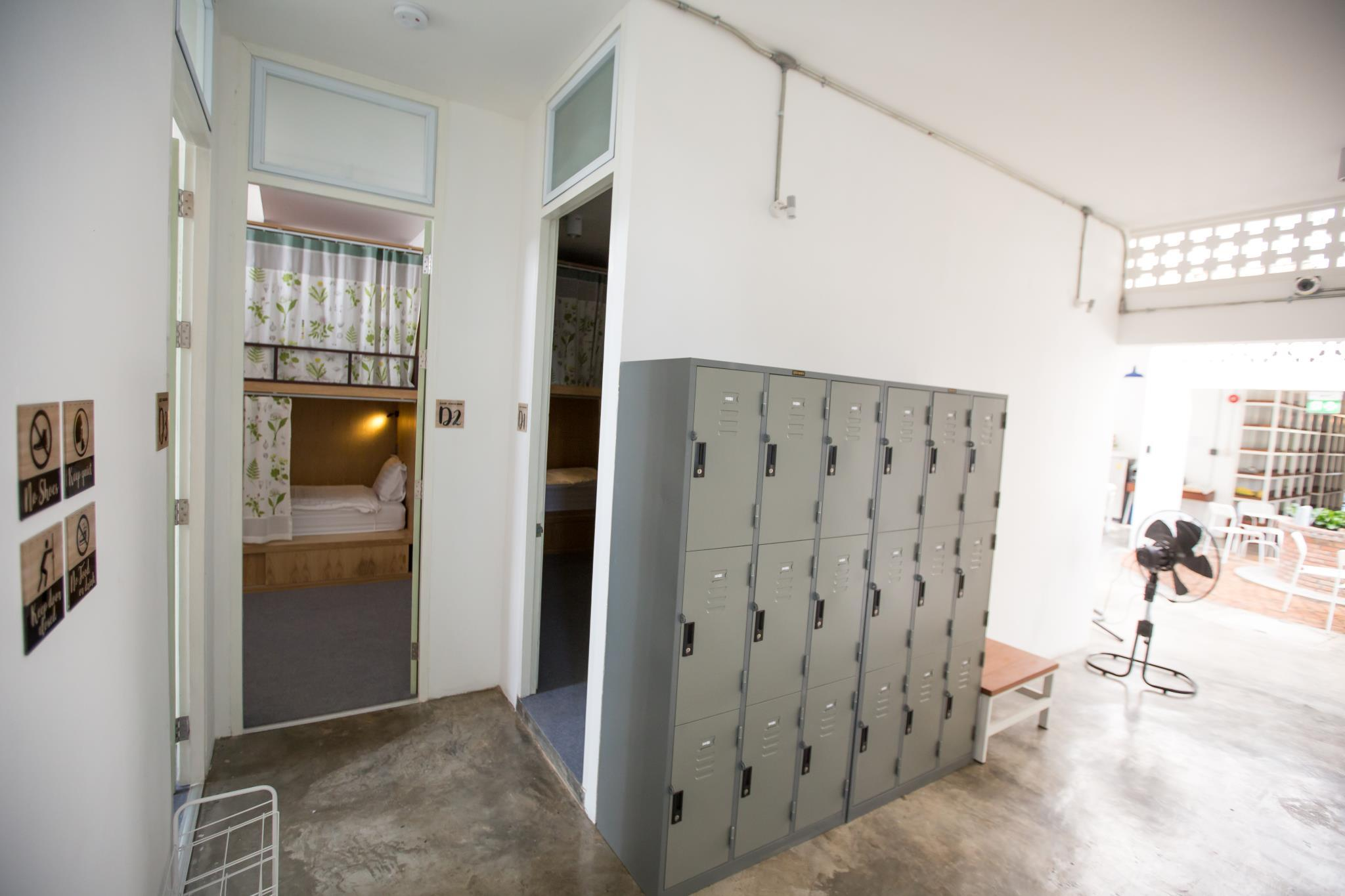 Memmoth Hostel In Lampang