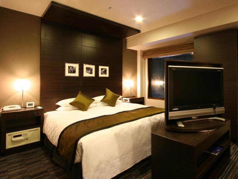 Shinjuku Prince Hotel - Tokyo hotels for repeaters