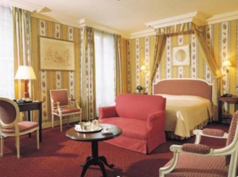 Victoria Palace Hotel Paris