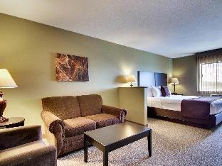 view of Best Western West Hills Inn