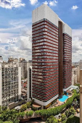 Renaissance Sao Paulo Hotel 圣保罗万丽图片