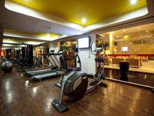 The Jimbaran View Bali - Fitness Room
