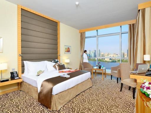 Copthorne Hotel Sharjah hotel accepts paypal in Sharjah